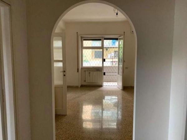 Appartamento in vendita a Roma, Laurentina, Con giardino, 104 mq