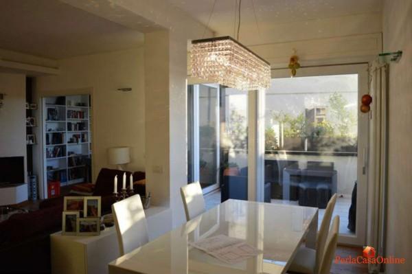 Appartamento in vendita a Forlì, Parco Urbano, Arredato, 230 mq - Foto 21