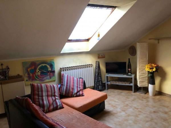 Appartamento in vendita a Vinovo, Centrale, Arredato, con giardino, 65 mq
