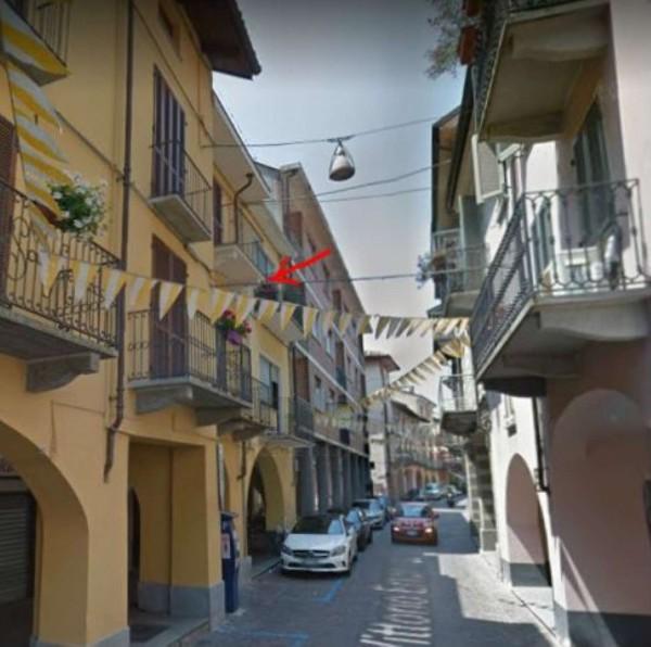 Appartamento in vendita a Ciriè, Centro Storico, 38 mq