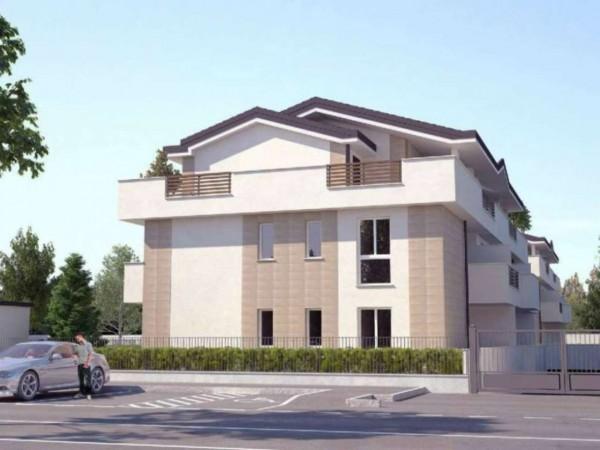 Appartamento in vendita a Lainate, Con giardino, 121 mq