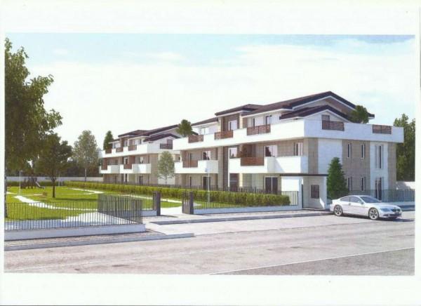 Appartamento in vendita a Lainate, Con giardino, 131 mq
