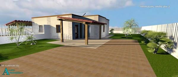 Villa in vendita a Taranto, 3 - San Vito, Carelli, Talsano, San Donato, Con giardino, 70 mq