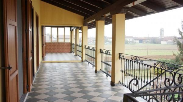 Capannone in vendita a Tronzano Vercellese, 450 mq - Foto 14