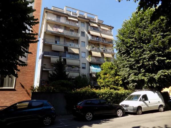 Appartamento in vendita a Senago, Con giardino, 72 mq