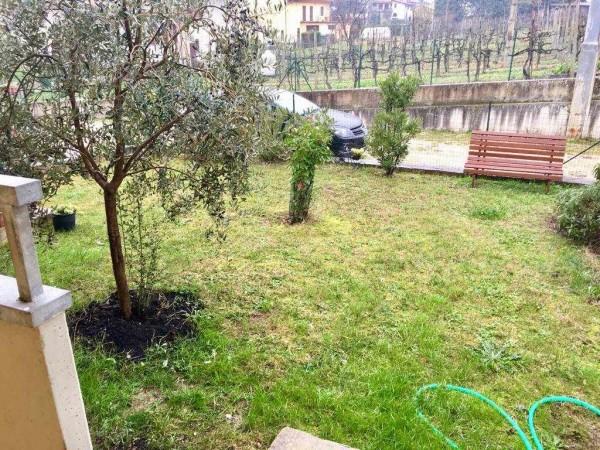 Villetta a schiera in affitto a Città di Castello, Croce Di Castiglione, Con giardino, 150 mq