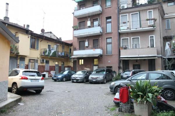 Appartamento in vendita a Milano, Affori Fn, Con giardino, 35 mq