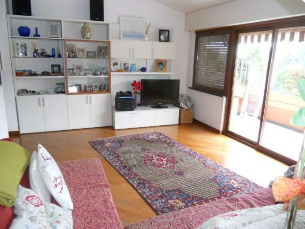 Appartamento in vendita a Rapallo, Santa Maria, Con giardino, 150 mq