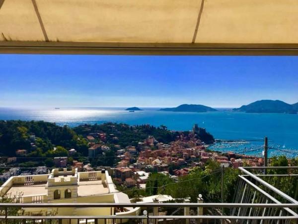 Appartamento in vendita a Lerici, Semicentro, 125 mq