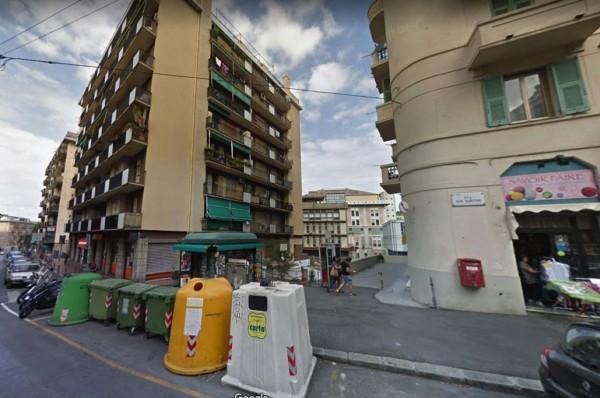 Appartamento in vendita a Genova, San Martino, 101 mq
