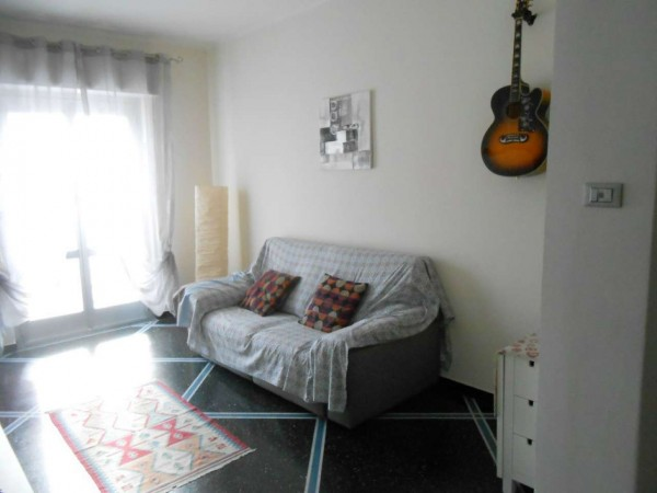 Appartamento in vendita a Genova, Adiacenze Monoblocco San Martino, 90 mq