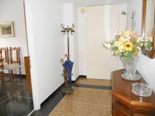 Appartamento in affitto a Genova, Adiacenze Monoblocco San Martino, Arredato, 120 mq - Foto 34