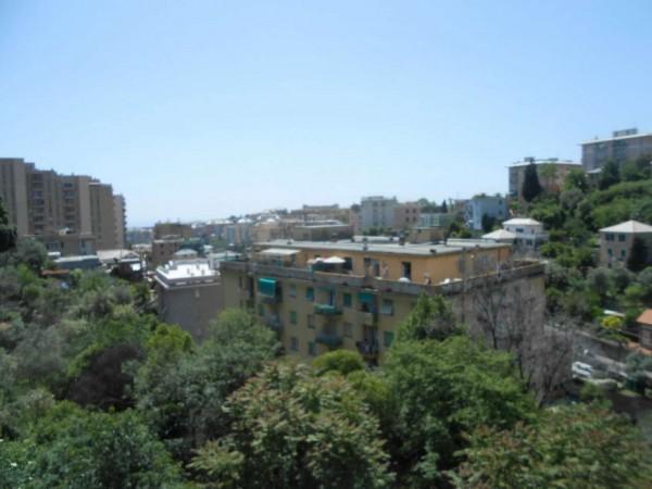 Appartamento in affitto a Genova, Adiacenze Monoblocco San Martino, Arredato, 120 mq - Foto 36