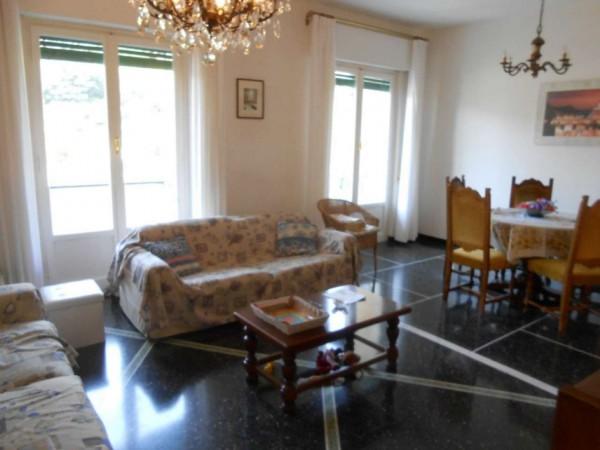 Appartamento in affitto a Genova, Adiacenze Monoblocco San Martino, Arredato, 120 mq