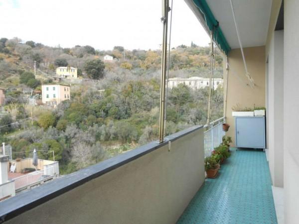 Appartamento in affitto a Genova, Adiacenze Monoblocco San Martino, Arredato, 120 mq - Foto 10