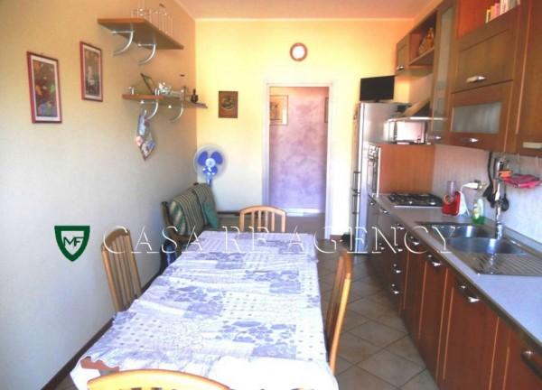 Appartamento in vendita a Induno Olona, San Cassano, Con giardino, 126 mq - Foto 21