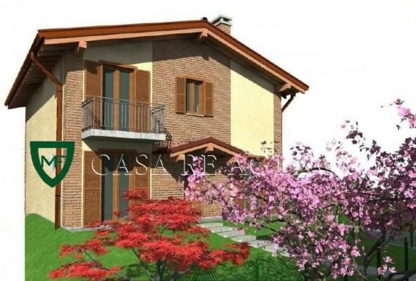 Villa in vendita a Induno Olona, Con giardino, 145 mq