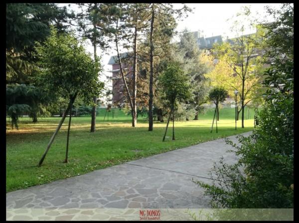 Appartamento in vendita a Assago, Assago Milanofiori, Con giardino, 85 mq - Foto 11