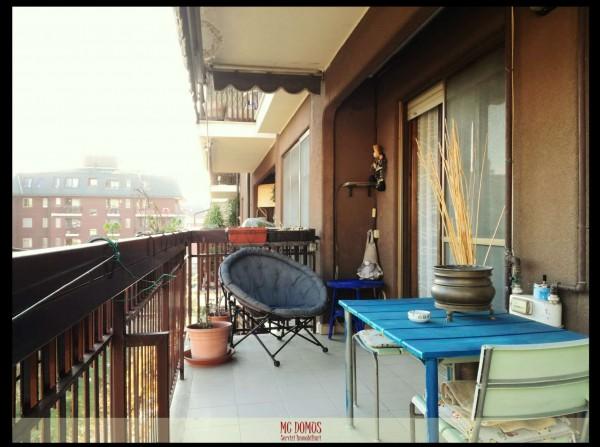 Appartamento in vendita a Assago, Assago Milanofiori, Con giardino, 85 mq - Foto 25