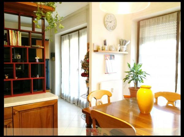 Appartamento in vendita a Assago, Assago Milanofiori, Con giardino, 85 mq - Foto 26