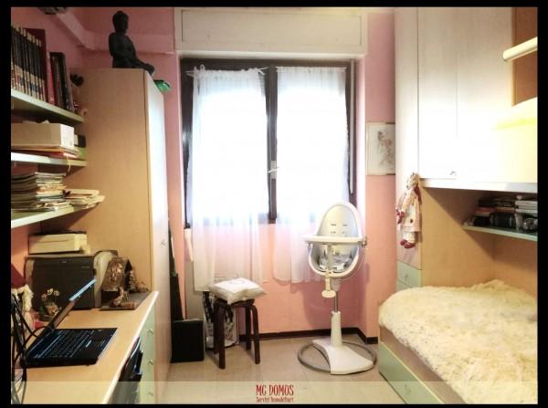 Appartamento in vendita a Assago, Assago Milanofiori, Con giardino, 85 mq - Foto 19