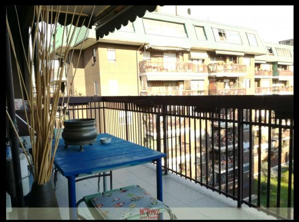 Appartamento in vendita a Assago, Assago Milanofiori, Con giardino, 85 mq - Foto 24