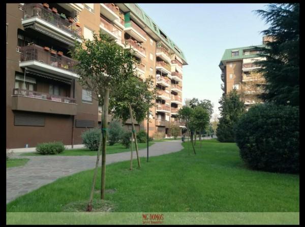 Appartamento in vendita a Assago, Assago Milanofiori, Con giardino, 85 mq - Foto 12