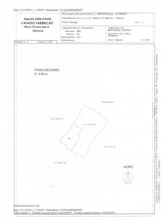 Appartamento in vendita a Genova, Adiacenze Carlini, 90 mq - Foto 3