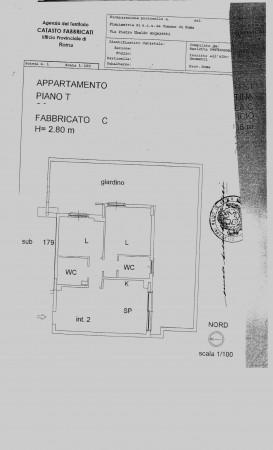 Appartamento in vendita a Roma, Collina Delle Muse, Con giardino, 85 mq - Foto 3