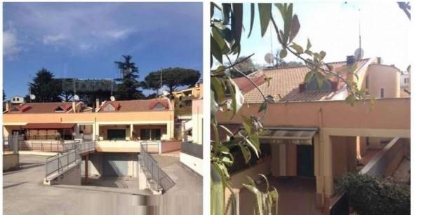 Villa in vendita a Castel Gandolfo, Con giardino, 124 mq