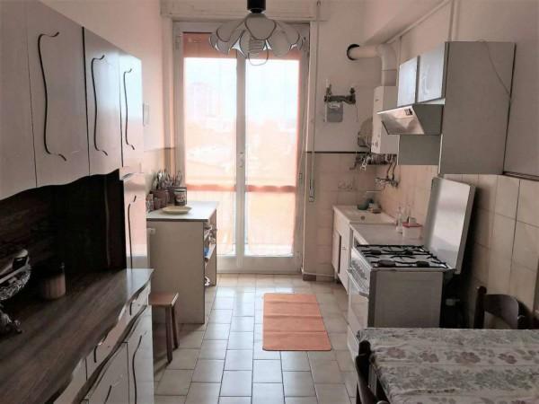 Appartamento in vendita a Milano, Corvetto, Arredato, 135 mq