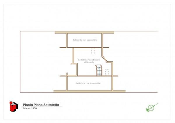 Appartamento in vendita a Candiolo, Centralissima, Arredato, con giardino, 73 mq - Foto 29