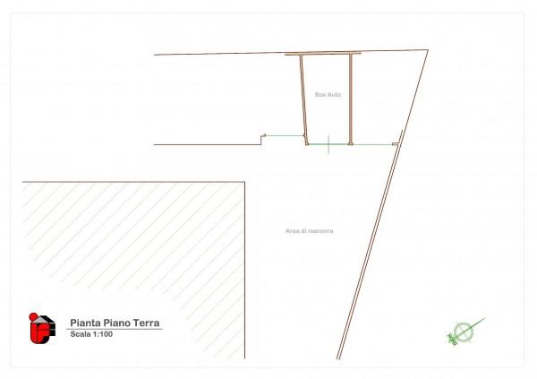 Appartamento in vendita a Candiolo, Centralissima, Arredato, con giardino, 73 mq - Foto 31