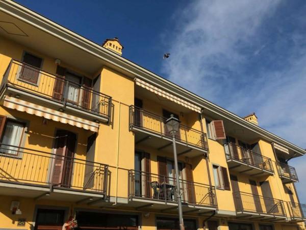 Appartamento in vendita a Candiolo, Centralissima, Arredato, con giardino, 73 mq - Foto 5