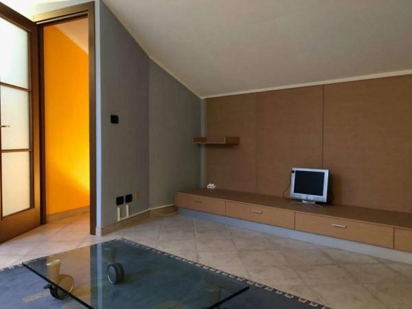 Appartamento in vendita a Candiolo, Centralissima, Arredato, con giardino, 73 mq - Foto 16