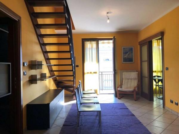 Appartamento in vendita a Candiolo, Centralissima, Arredato, con giardino, 73 mq - Foto 28