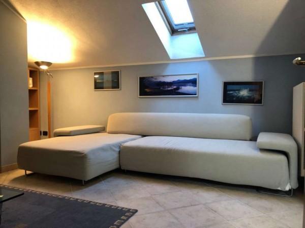 Appartamento in vendita a Candiolo, Centralissima, Arredato, con giardino, 73 mq - Foto 13