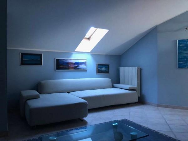 Appartamento in vendita a Candiolo, Centralissima, Arredato, con giardino, 73 mq - Foto 14