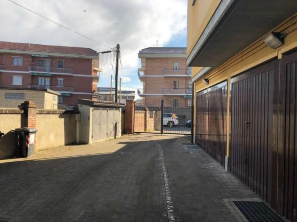 Appartamento in vendita a Candiolo, Centralissima, Arredato, con giardino, 73 mq - Foto 9