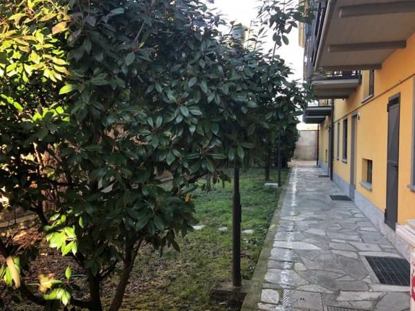 Appartamento in vendita a Candiolo, Centralissima, Arredato, con giardino, 73 mq - Foto 3