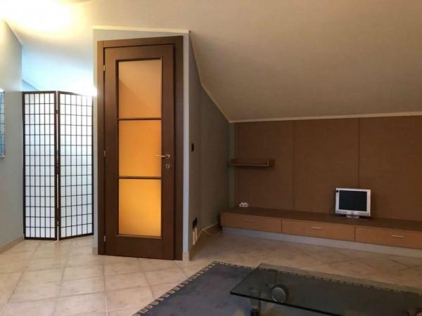 Appartamento in vendita a Candiolo, Centralissima, Arredato, con giardino, 73 mq - Foto 15