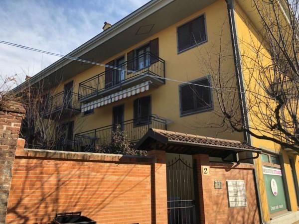 Appartamento in vendita a Candiolo, Centralissima, Arredato, con giardino, 73 mq - Foto 6