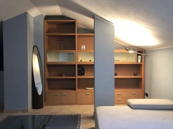 Appartamento in vendita a Candiolo, Centralissima, Arredato, con giardino, 73 mq - Foto 17