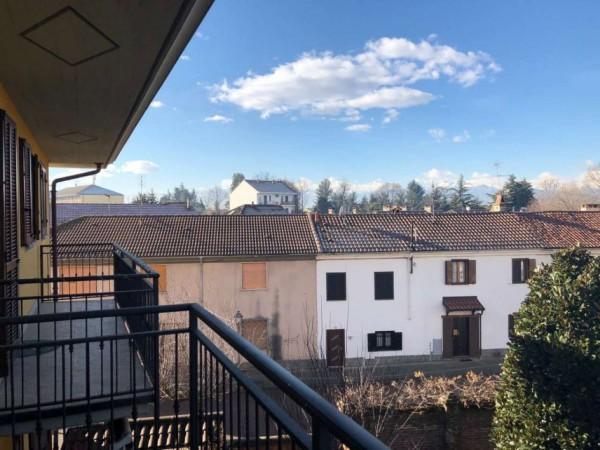 Appartamento in vendita a Candiolo, Centralissima, Arredato, con giardino, 73 mq - Foto 10