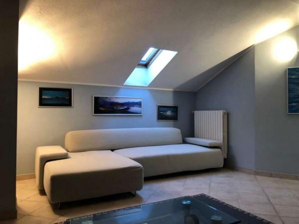 Appartamento in vendita a Candiolo, Centralissima, Arredato, con giardino, 73 mq - Foto 18