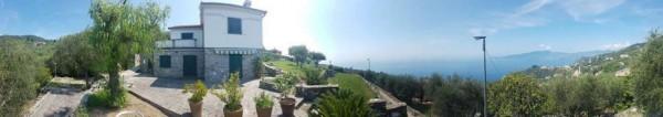 Villa in vendita a Chiavari, S. Andrea Di Rovereto, Con giardino, 180 mq - Foto 23