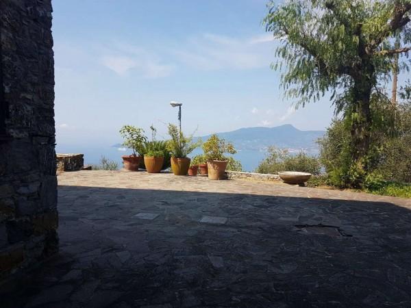 Villa in vendita a Chiavari, S. Andrea Di Rovereto, Con giardino, 180 mq - Foto 6