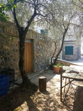 Villa in vendita a Chiavari, S. Andrea Di Rovereto, Con giardino, 180 mq - Foto 9