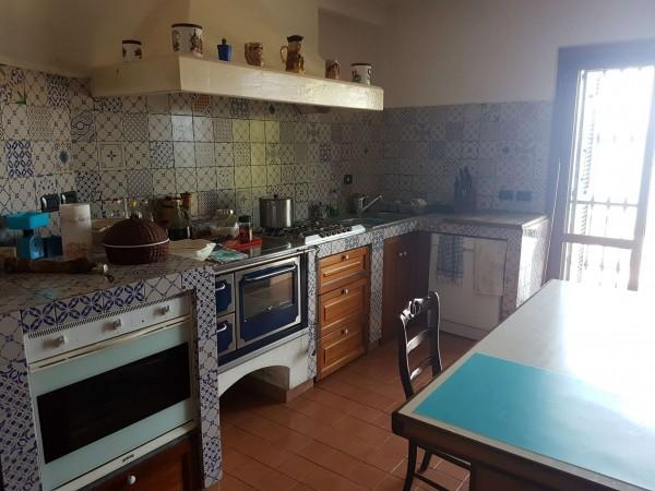 Villa in vendita a Chiavari, S. Andrea Di Rovereto, Con giardino, 180 mq - Foto 19