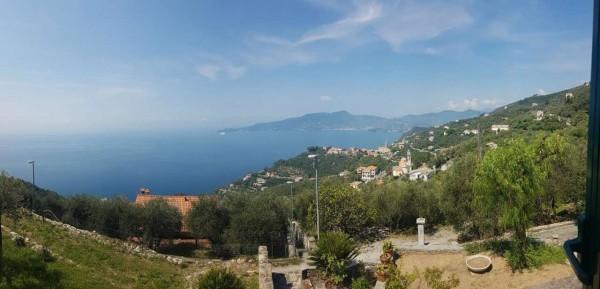 Villa in vendita a Chiavari, S. Andrea Di Rovereto, Con giardino, 180 mq - Foto 22